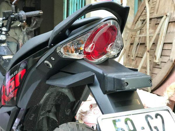 Đèn lái Suzuki Satria Fi indonesia, gắn cho Raider Việt Nam như zin, không cần chế choá.
