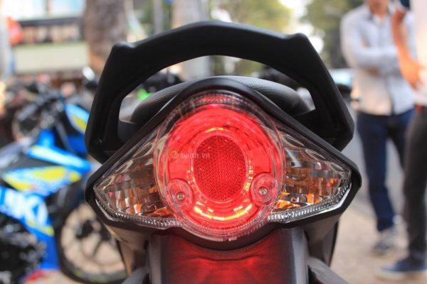 Đèn lái, đèn hậu tích hợp Sinhan cho Raider Fi, Satria F Fi