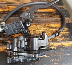 Full bộ heo dàu Satria F Fi, gắn như zin cho Raider xăng cơ