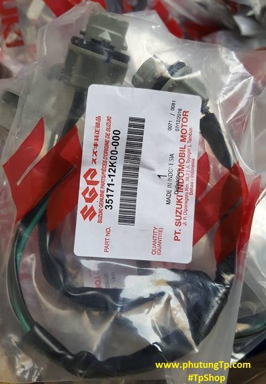 Jac dây điện suzuki Satria Fi, cho raider Việt nam thu jack dây điện vào bên trong