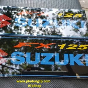 Pát Biển số trước, Pát mê ca, cho các dòng xe Suzuki, Honda, các loại xe Sonic, Raider, Winner, Fx125, Vario, Axelo