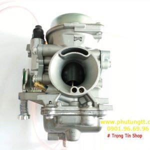 Bình xăng chính hãng cho Suzuki Fx125, Raider, Satria Fu dùng chung, hàng nhập khẩu Indonesia