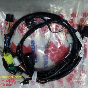 Full bộ dây điện sườn Satria Fu, Hàng nhập khẩu Indo, gắn cho Fx/ raider
