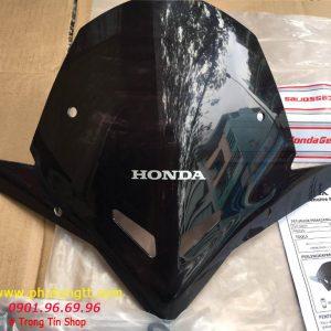 Mặt nạ độ HONDA WINNER hàng chính hãng Indonesia gắn trên xe Hodan Suppra GTR