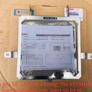 Miếng che bảo vệ két nước chính hãng cho Suzuki Satria Fi - Raider Fi Việt nam