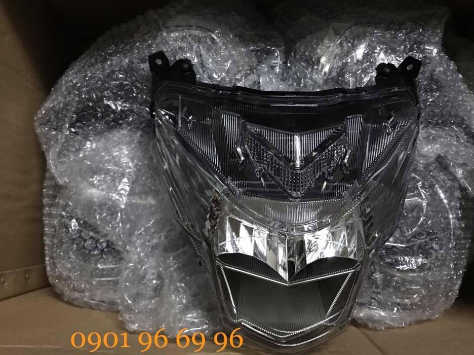 Full chóa đèn Suzuki Raider Fi Việt Nam - Satria Fi indonesia