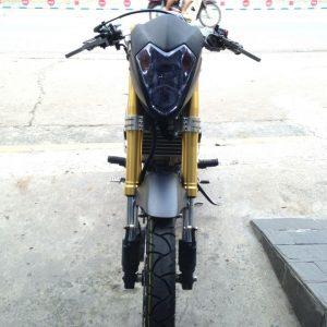 Full đầu đèn Satria Fu K6 - Raider Thailan 2006 hàng nhập khẩu chính hãng