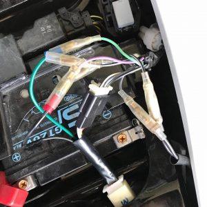 Jack socket nối dây điện choá đèn lái Suzuki Satria Fi, Raider Fi Việt Nam