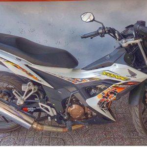 Lon Pô Honda CBR150 Thái Lan dùng chung cho các dòng xe Suzuki Raider, Honda Winner, Sonic