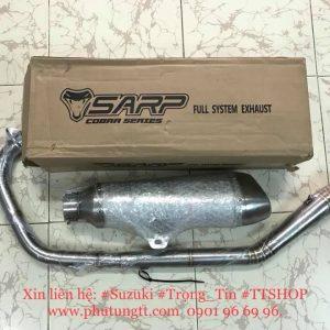 Full set pô SARP hàng chính hãng Suzuki sản xuất cho GSX