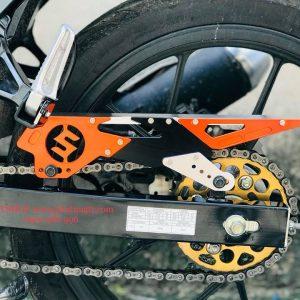 Cạc te nhôm CNC cho Suzuki Satria Fi, Raider Fi, Raider xăng cơ và Fx125