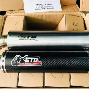 Lon pô độ STB Việt Nam gắn cho Suzuki Satria Fi - Raider Fi - Honda Sonic - Winner - exciter và nhiều loại xe khác