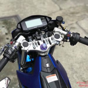 Bộ chảng ba CNC Suzuki Satria Fi - Raider Fi - GSX-R