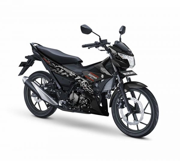 Tem Suzuki Satria Fi 2019 - Raider Fi 2019 - Black