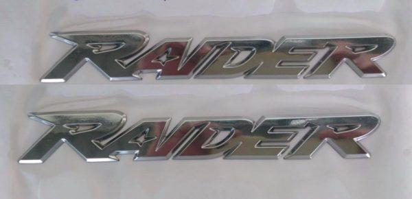 Tem nổi Suzuki Raider 2019